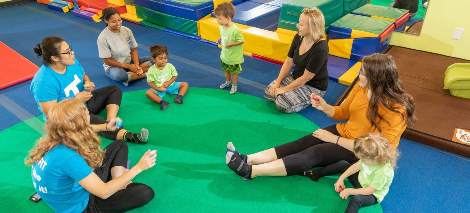 Parent Child Classes at Tumbles