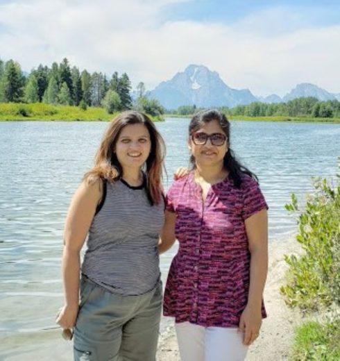 Nainsi Sheth and Vandana Pandey Tumbles testimonial